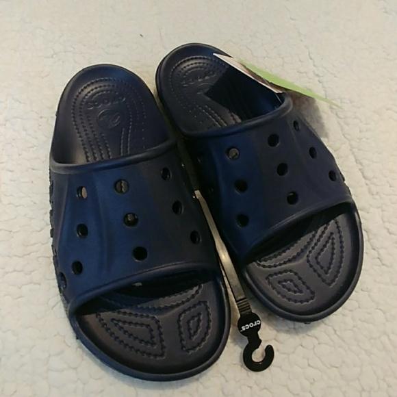 Choose SZ//Color Crocs Men/'s and Women/'s Baya Slide Sandal